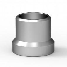 Kruhova kotva na výplně 16mm. Barva SILVER