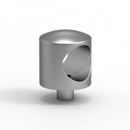 Dekorační uchytné očko pro profil 16mm