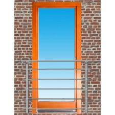 Zábradlí na francouzská okna N5