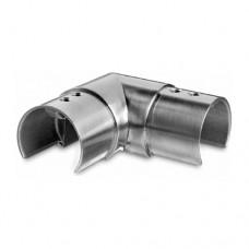 Nerezová rohová spojka madla D42,4mm