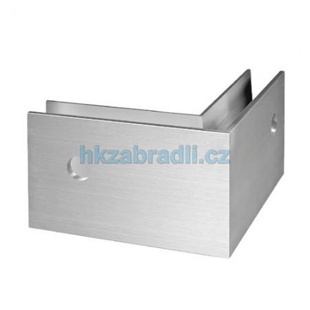 Podlahový profil pro vnější kotvení, úhel 90°
