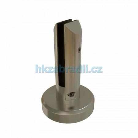 HK Zábradlí držák skleněné výplně HLINIK bronz