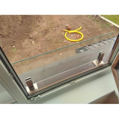 Držák skleněného zábradlí