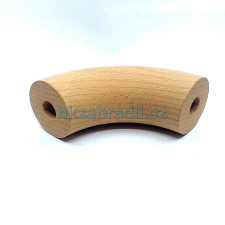 HK Zábradlí Dřevěné koleno 42x90° BUK