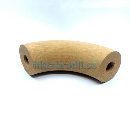 HK Zábradlí Dřevěné koleno 42x90° DUB