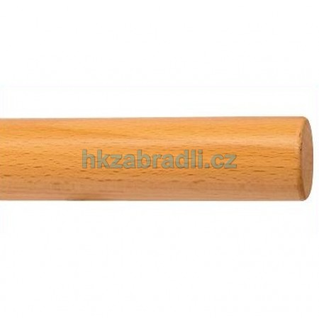 HK Zábradlí Madlo dřevěné D42xL2000 BUK