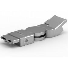 Flexibilní spoj dvou madel 60x25 2X pohyblivé