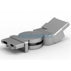 Flexibilní spoj madla 60x25mm 1x pohyblivé