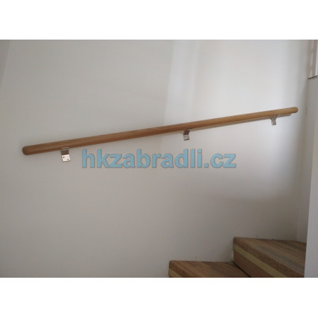 Kotvení madla 50mm do zdi na šrouby