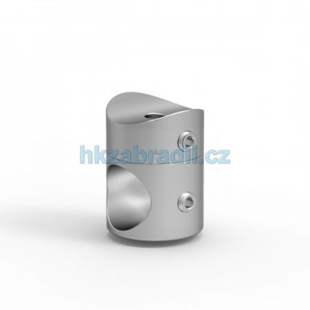 HK Zábradlí držák výplně D16xD40 HLINIK bronz