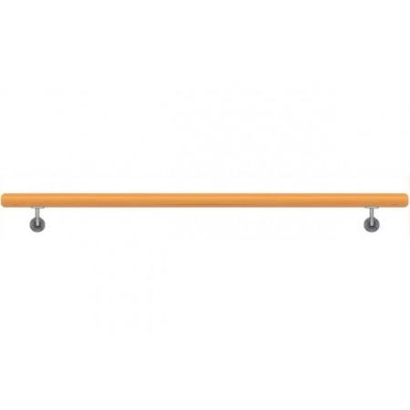 Dřevěné Bukové Madlo Na Zeď 49x1000mm