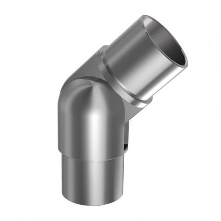 Nerezové koleno pohyblivé pro madlo 42x2mm