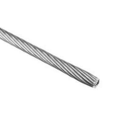 Nerezové lanko 6mm