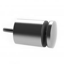 Nerezoví držák skleněné výplně D50/M10mm
