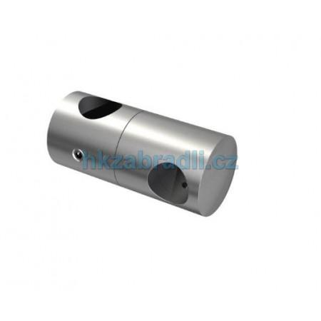 HK Zábradlí držák výplně D12 AISI304 brus