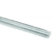 Závitová tyč M 6 pozinkovaná (Zn) - délka 1 m